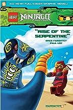 Rise of the Serpentine (Ninjago #3)
