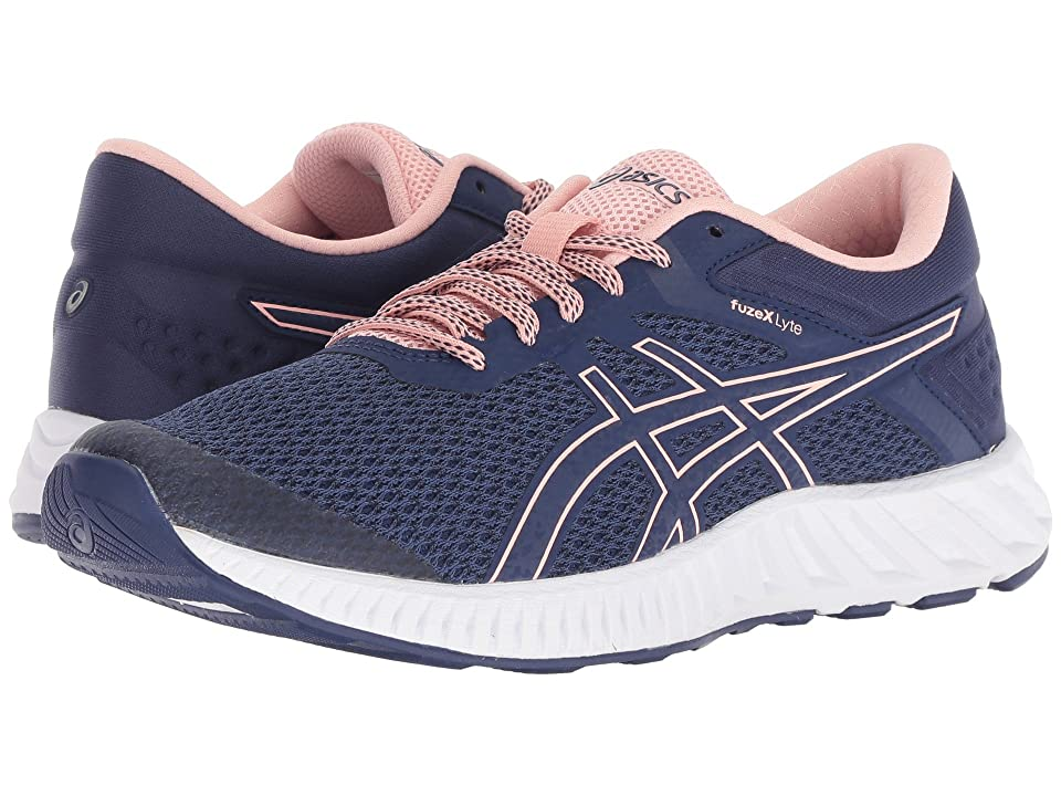 ASICS FuzeX Lyte 2 (Indigo Blue/Frosted Rose) Women