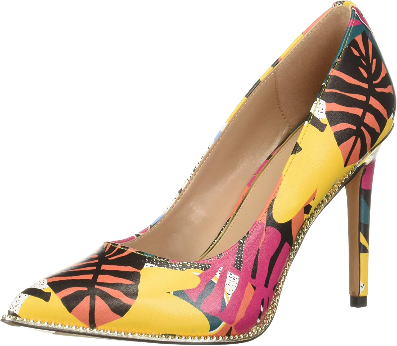 BCBGeneration Women's Harleigh Chain Pump shoes