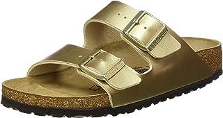 Birkenstock Arizona, Women's Fashion Sandals, Gold (Bf Gold)