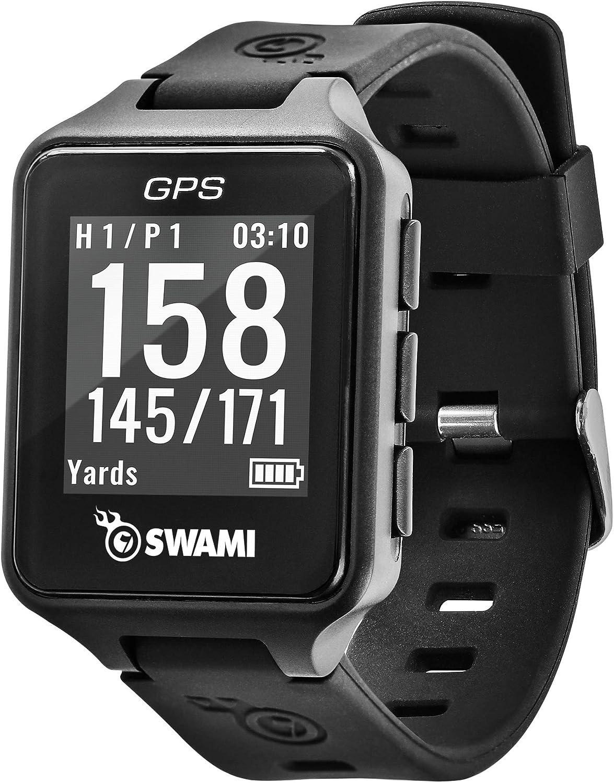 Izzo Golf Charlotte Mall Swami GPS Chicago Mall Watch