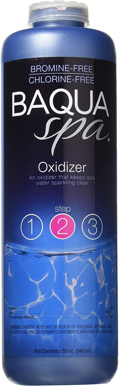 Baqua Spa 88837 Oxidizer and Clarifier High order NEW Tub 32 Hot oz