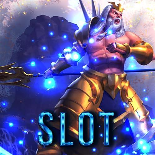 God Poseidon Slot Machine : Jackpot Casino Slots Game HD