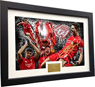 Best liverpool signed poster Reviews