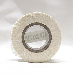 "Brodart Hinge Tape - 1""W x 6 Yd - White 11 mil Cloth Tape"