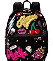 Betsey Johnson - Embellished Backpack
