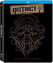 District 9, SteelBook