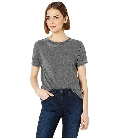 Hurley Burnout T-Shirt (Black Heather) Women
