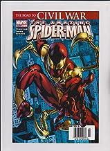 Amazing Spider-Man #529 Marvel Comics 2006 Civil War