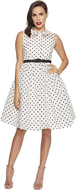 Organza Georgia Swing Dress