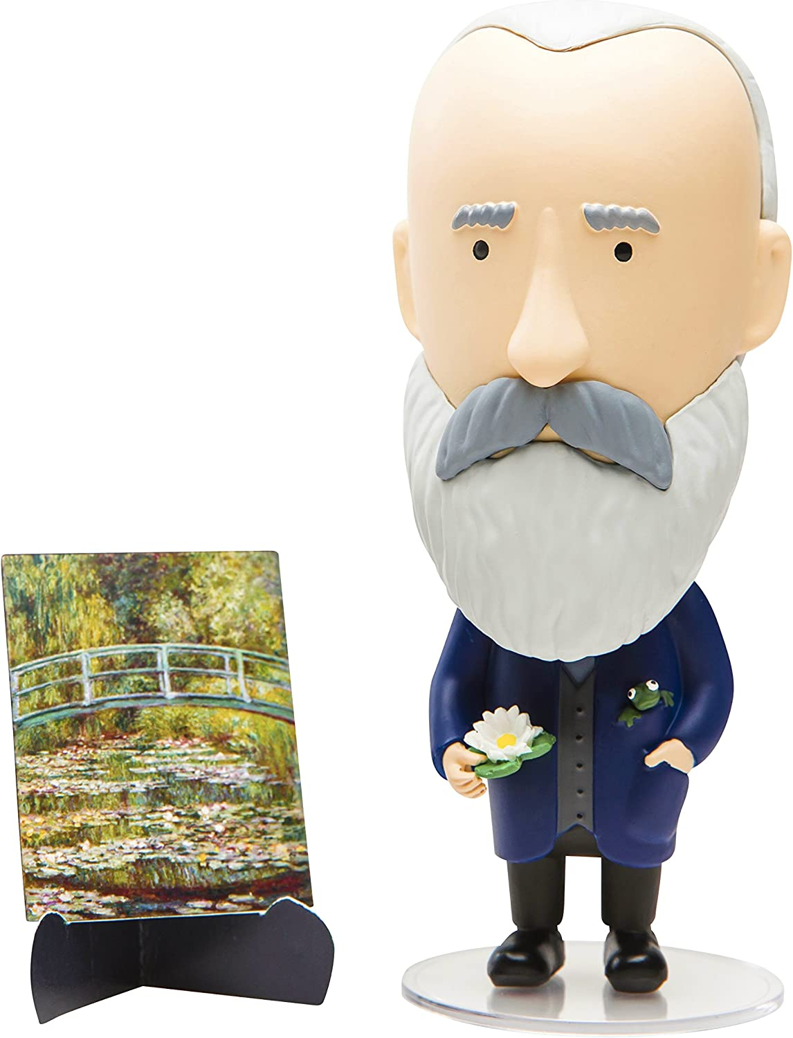 Today is Art Day, Art History Heroes Collection Figurine, Claude Monet