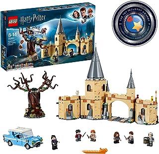 comprar comparacion LEGO Harry Potter - Sauce Boxeador de Hogwarts, Juguete de Construcción del Mundo Mágico con Minifiguras de Harry Potter, ...