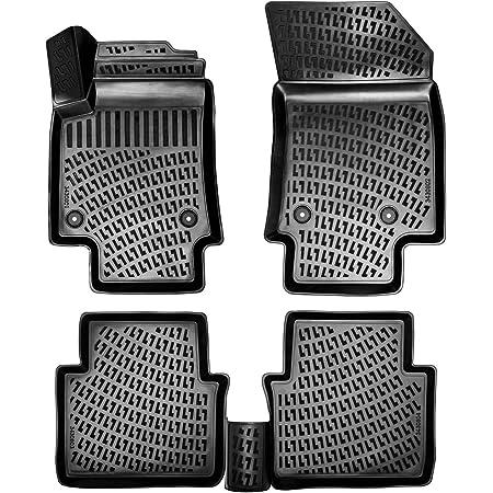 Element Exp Element3d0935210k Passgenaue Premium Antirutsch Gummimatten Fußmatten Für Vw Passat B8 Limousine Variant Alltrack Gte 3g Jahr 14 21 Schwarz Passform Auto
