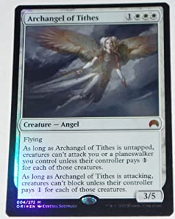 archangel of tithes foil
