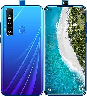 Odblokowane telefony komórkowe 4G (8 GB RAM + 128 GB ROM) 6,7 cala FHD+ ekran krople wody, aparat (32 MP+16 MP) smartfon z...
