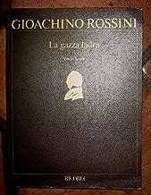 La Gazza Ladra The Thieving Magpie Vocal Score