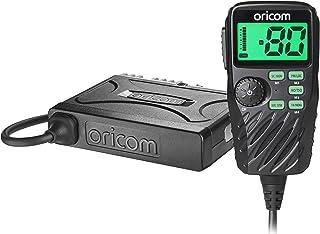 ORICOM UHF390 5 Watt CB Radio with Controller Speaker Microphone, Black