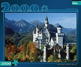 Buffalo Games 2000 Piece Neuschwanstein Castle