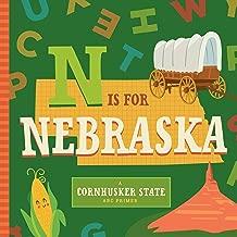 N is for Nebraska (ABC Regional Board Books)