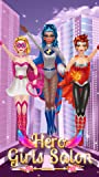 Hero Girls Salon: spa, makeup and dress up jeux de filles