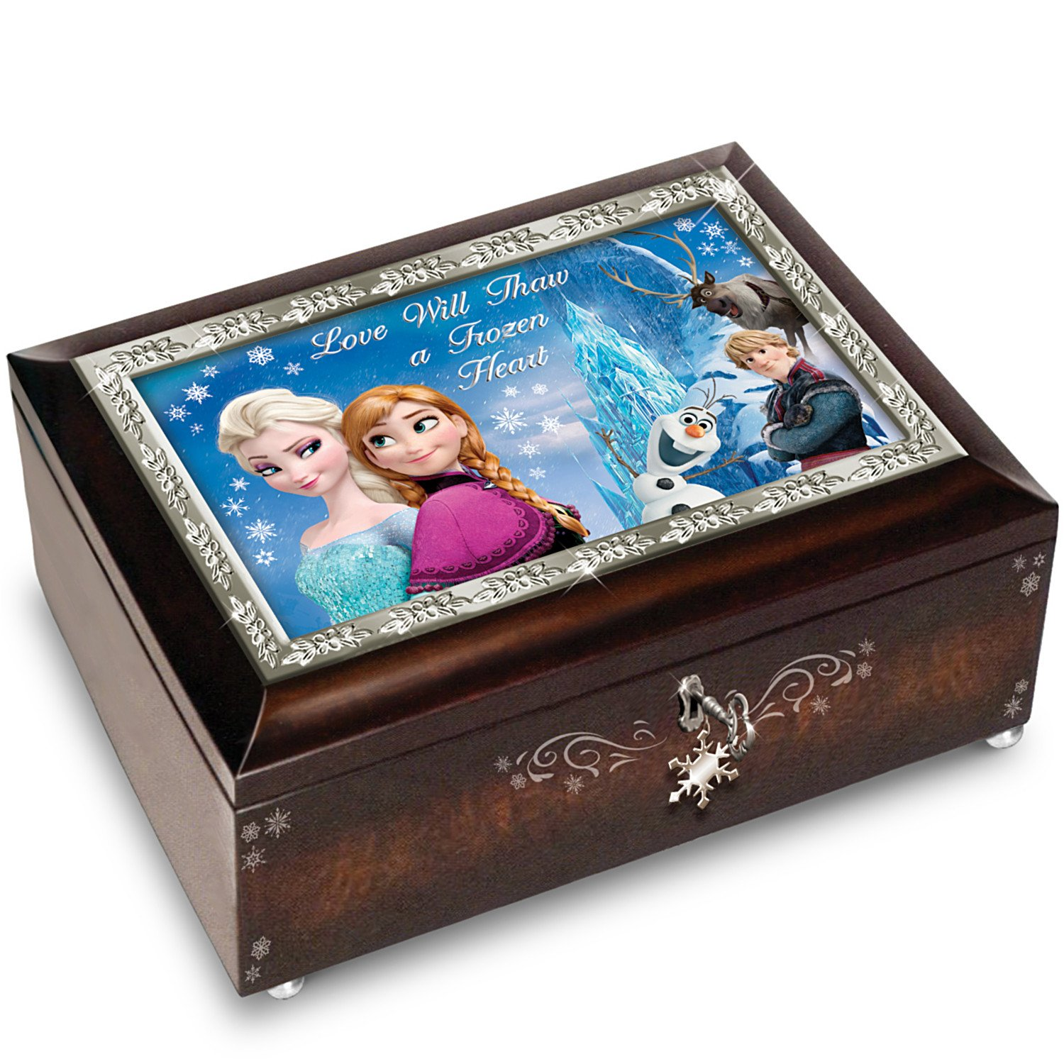 Image of Charming Disney Frozen Music Box