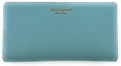 Kate Spade New York Slim Cameron Saffiano Leather Bifold Wallet