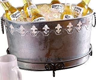 Best fleur de lis ice bucket with stand Reviews