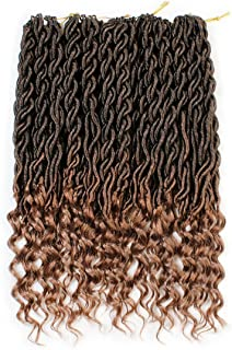 Xtrend Faux Locs Crochet Twist Braids 18