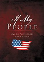 If My People Booklet: A 40-Day Prayer Guide for Our Nation PDF