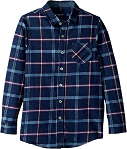 Flannel Shirt (Toddler/Little Kids/Big Kids)