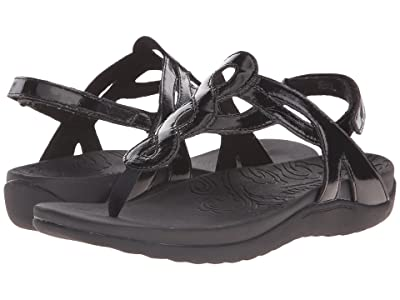 Rockport Ramona (Black Patent) Women