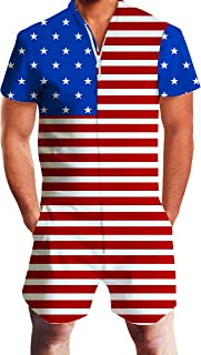 Best american flag outfit for guys Reviews