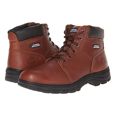 SKECHERS Work Workshire Condor (Brown) Men