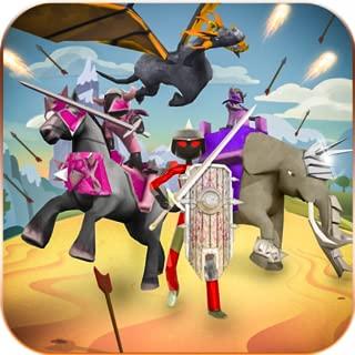 Stickman Battle Simulator - Stickman Warriors