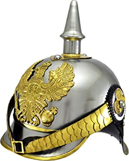 German Pickelhaube Imperial Prussian Helmet