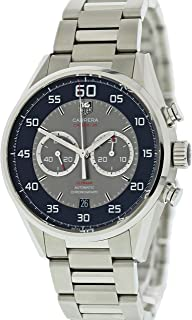 Tag Heuer Carrera Automatic-self-Wind Male Watch CAR2B10 (Certified Pre-Owned)
