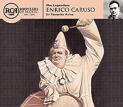 The Legendary Enrico Caruso: 21 Favorite Arias