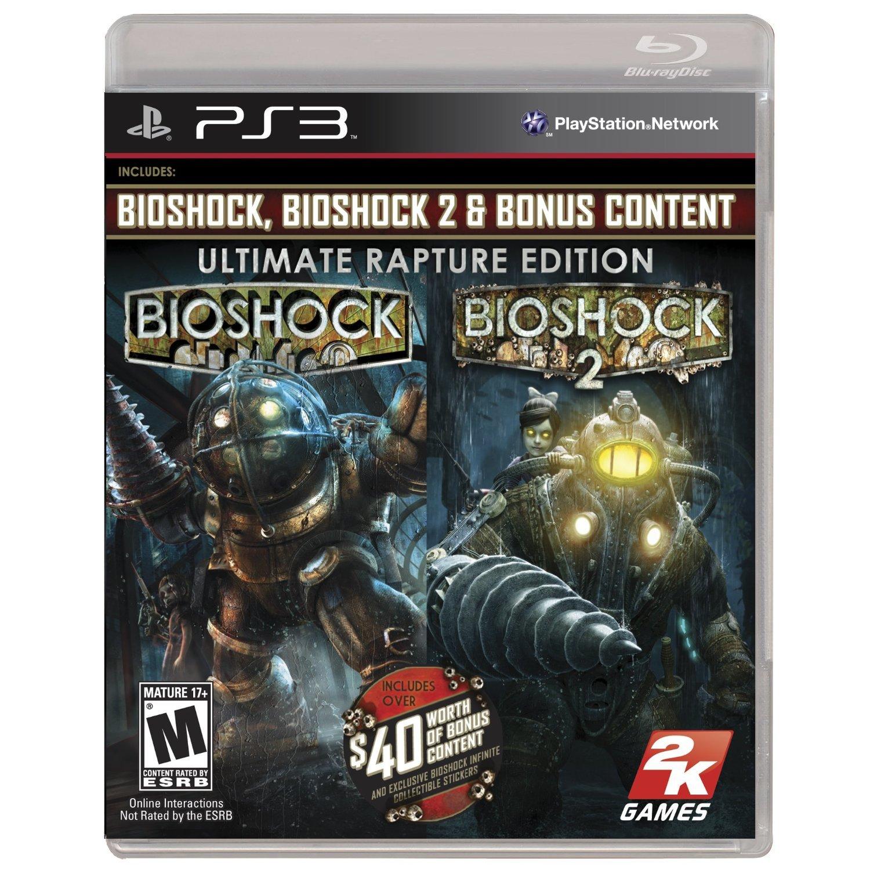 BioShock Ultimate Rapture Edition Playstation - Max 63% OFF 3 Reservation