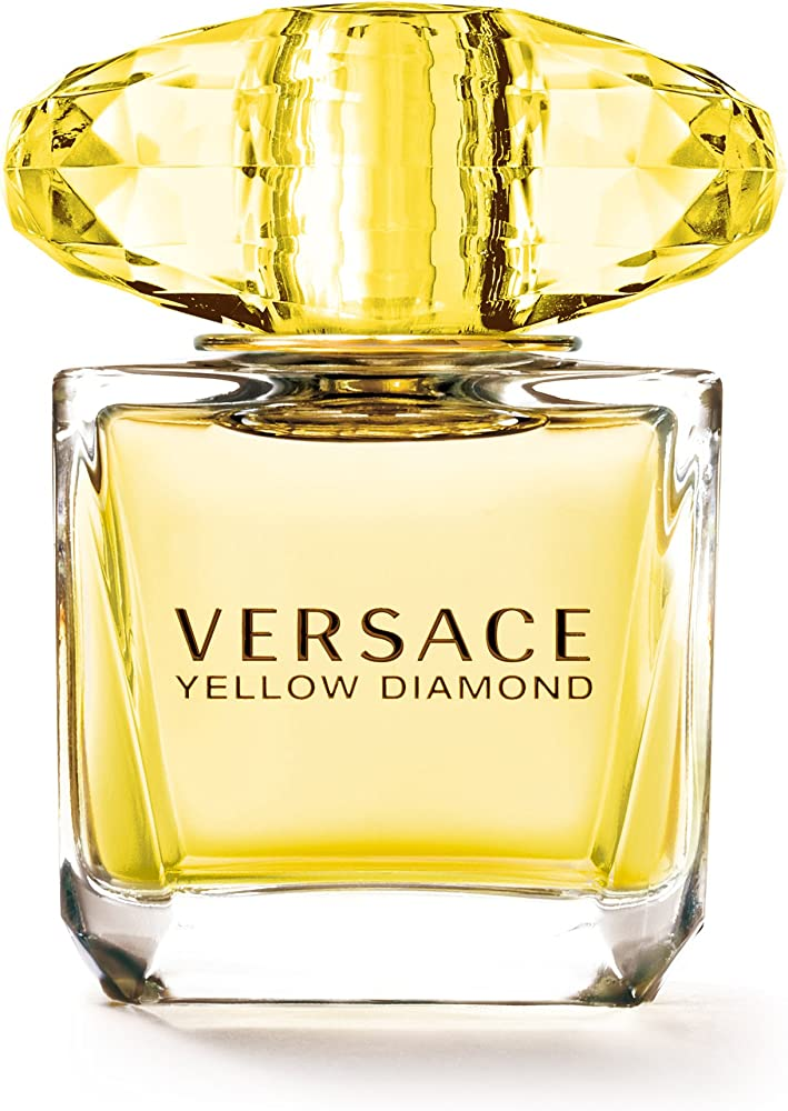Versace yellow diamond eau de toilette, donna, 30 ml VERSACE-804542