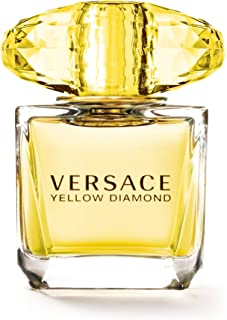 Versace Yellow Diamond Eau de Toilette con vaporizador 30 ml