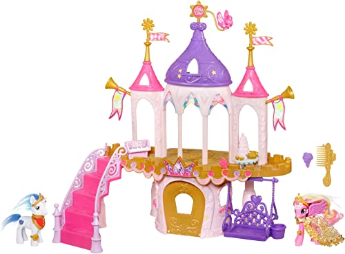 barato en línea My Little Pony Princess Wedding Castle (Discontinued (Discontinued (Discontinued by manufacturer) by My Little Pony  descuento online