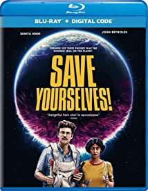 SAVE YOURSELVES! arrives on Blu-ray, DVD and Digital October 6 from Universal Pictures
