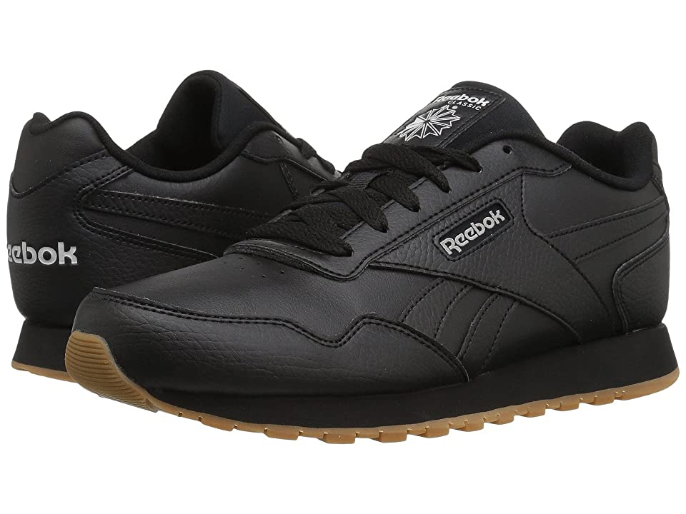 Reebok Classic Harman Run (Black/Steel/Gum) Women