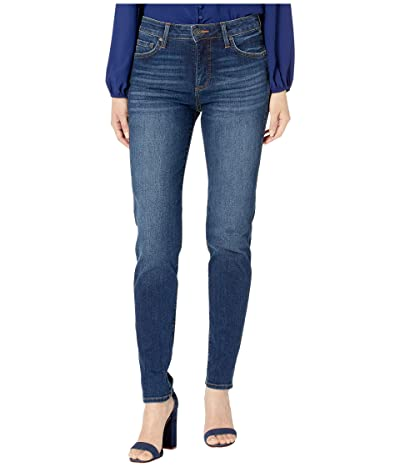 KUT from the Kloth Diana Fab Ab Skinny Leg in Busy Wash (Busy Wash) Women