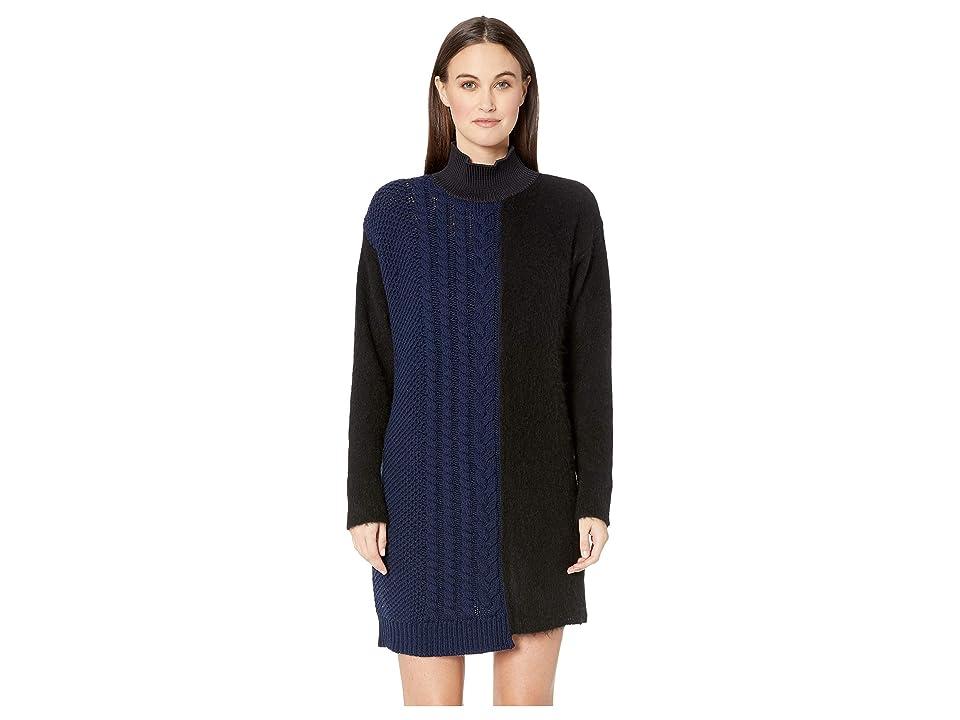 Sportmax Holly Knitted Dress (Black) Women
