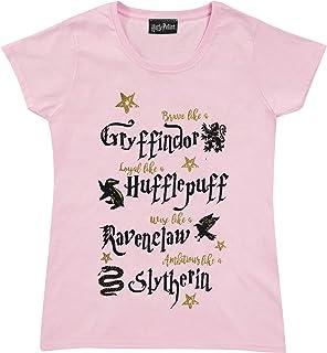 Popgear Girl's Harry Potter T-Shirt