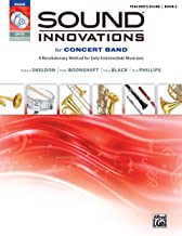 Sound Innovations for Concert Band, Book 2: Score, 3 Cds+DVD