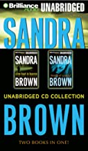 Sandra Brown Unabridged CD Collection 4: Slow Heat in Heaven, Breath of Scandal