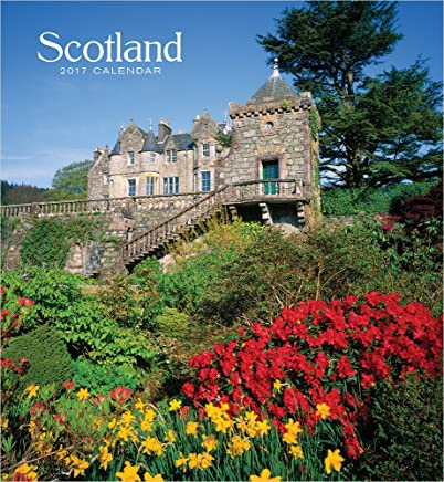 Scotland 2017 Calendar