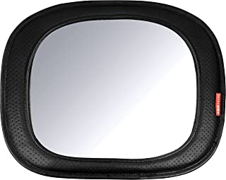 Skip Hop Style Driven Backseat Mirror, color Black